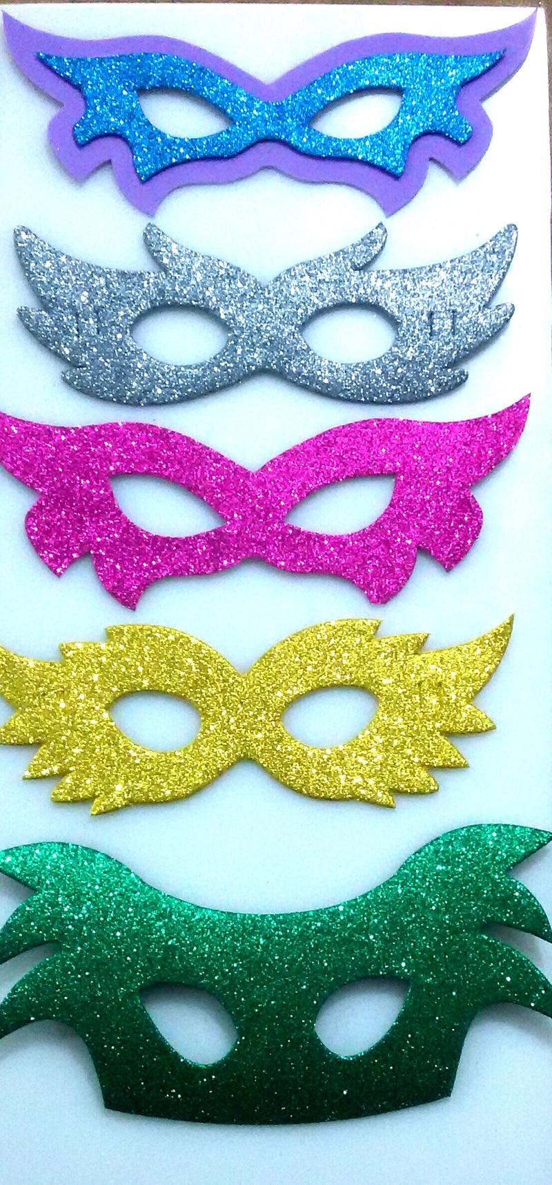 mascara de carnaval simples