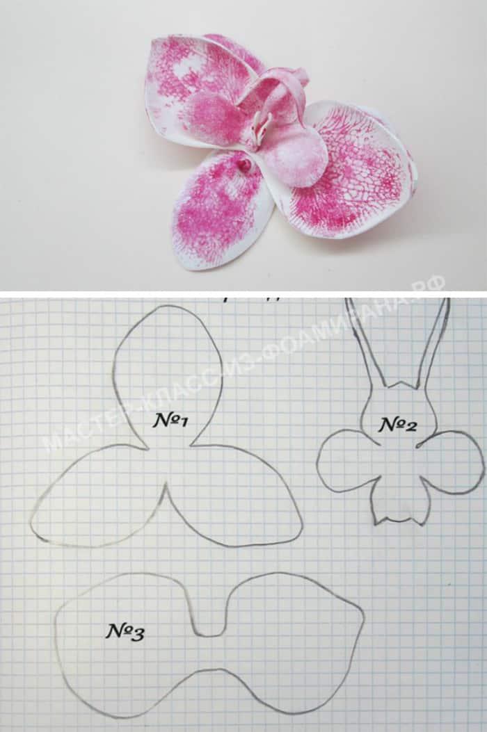 flor de eva facil