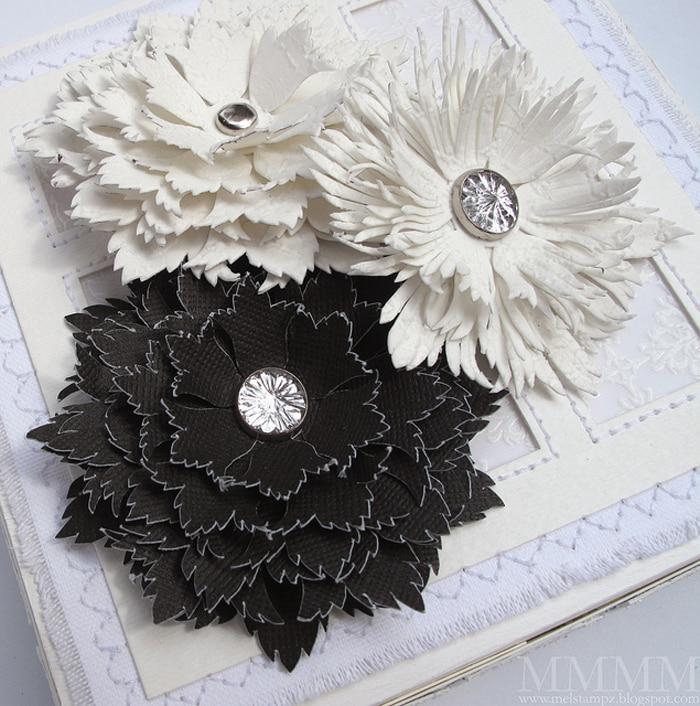 flor de eva preta