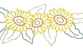 Desenhos para Pano de Prato: 30 Modelos para Imprimir
