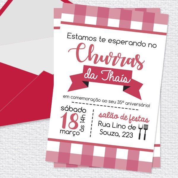 convite-churrasco