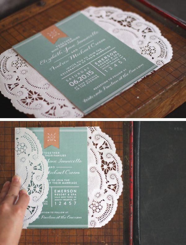 convite de casamento passo a passo 1