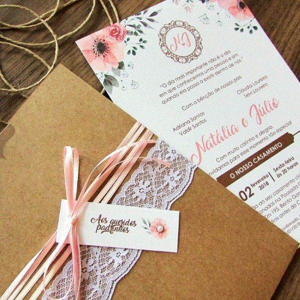 convite_casamento_rosa_romantico