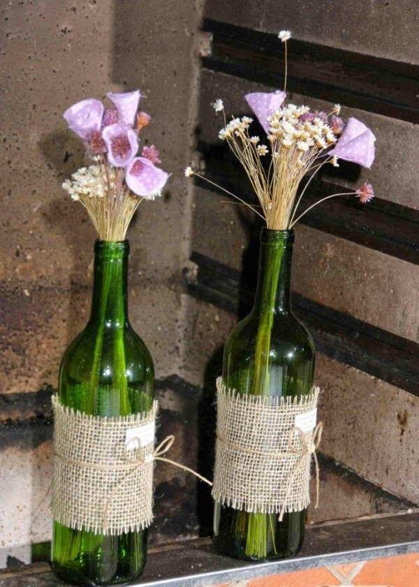 garrafa para casamento