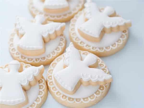 Biscoitos Amanteigados Pomba
