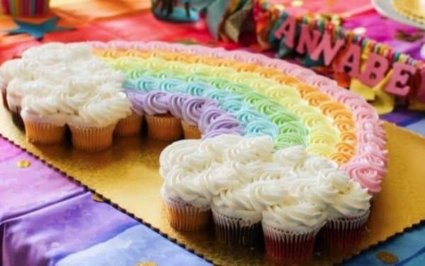docinho arco íris