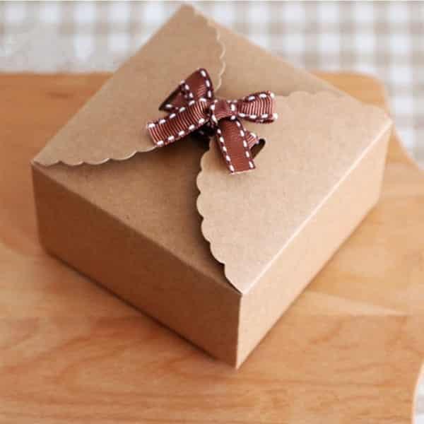 papel craft caixa