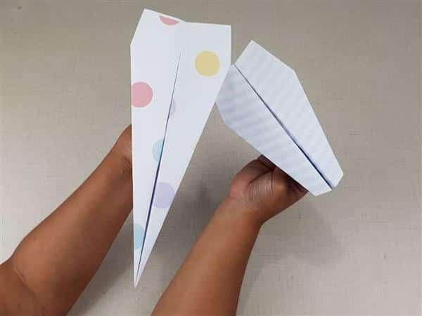 como fazer avião de papel de longa distancia