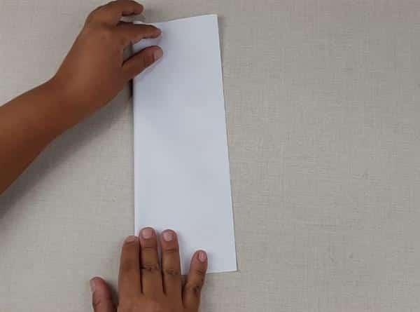 como fazer avião de papel
