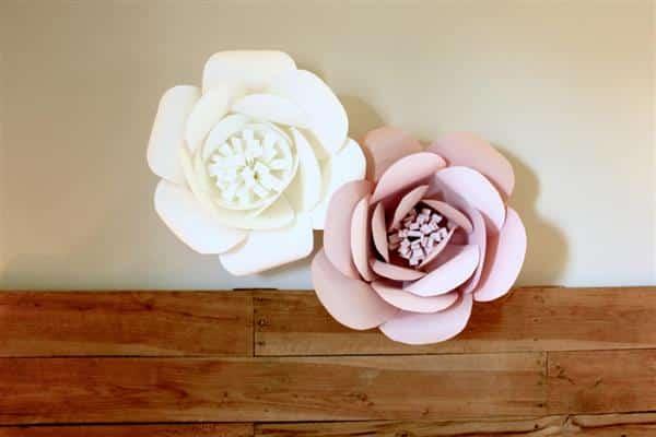 Read more about the article Moldes de Flores para Imprimir: EVA, papel, feltro, tecido