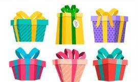 Moldes de Caixas de Papel: 15 modelos para imprimir