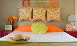 Como fazer cabeceira de cama: Ideias para fazer em casa