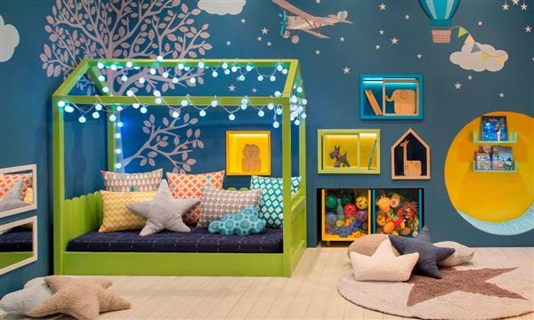 ideias para quarto montessoriano