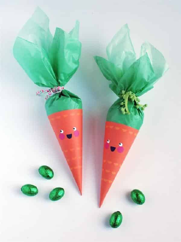 cenoura de pascoa
