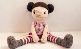 Bonecas de Crochê: amigurumi passo a passo, ideias
