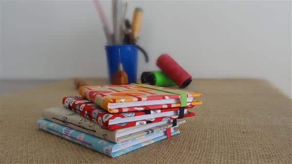 You are currently viewing Encadernação Artesanal: material, tutorial