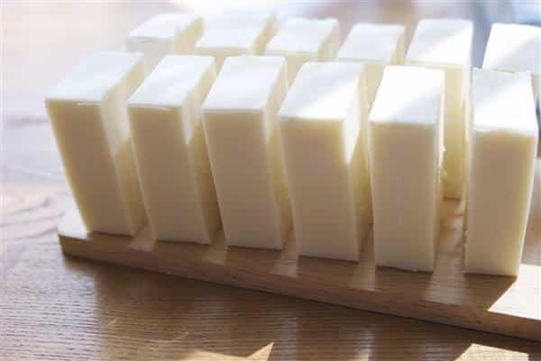 receita de sabão caseiro simples