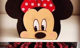 Lembrancinha da Minnie Rosa e Vermelha: 33 fotos e dicas