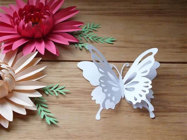 Read more about the article Borboletas de Papel: como fazer e ideias para decorar