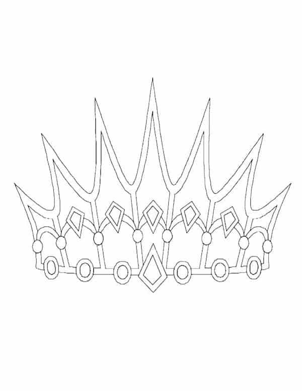 moldes de coroa