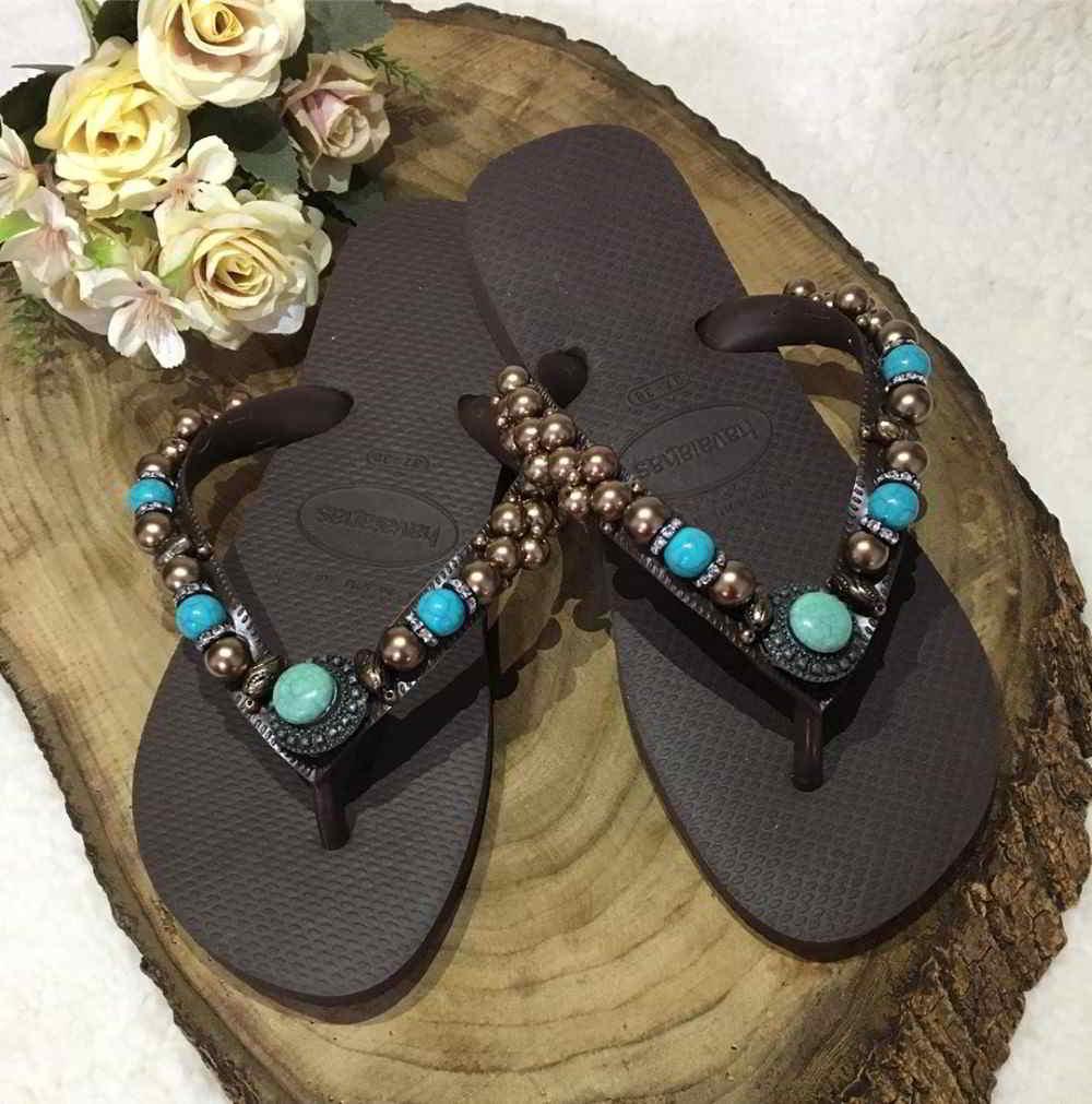 sandalia elegante