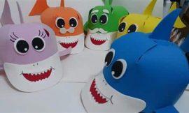 Lembrancinhas Baby Shark: 40 ideias para festa infantil