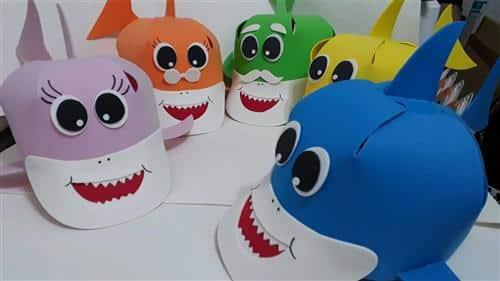 Read more about the article Lembrancinhas Baby Shark: 40 ideias para festa infantil