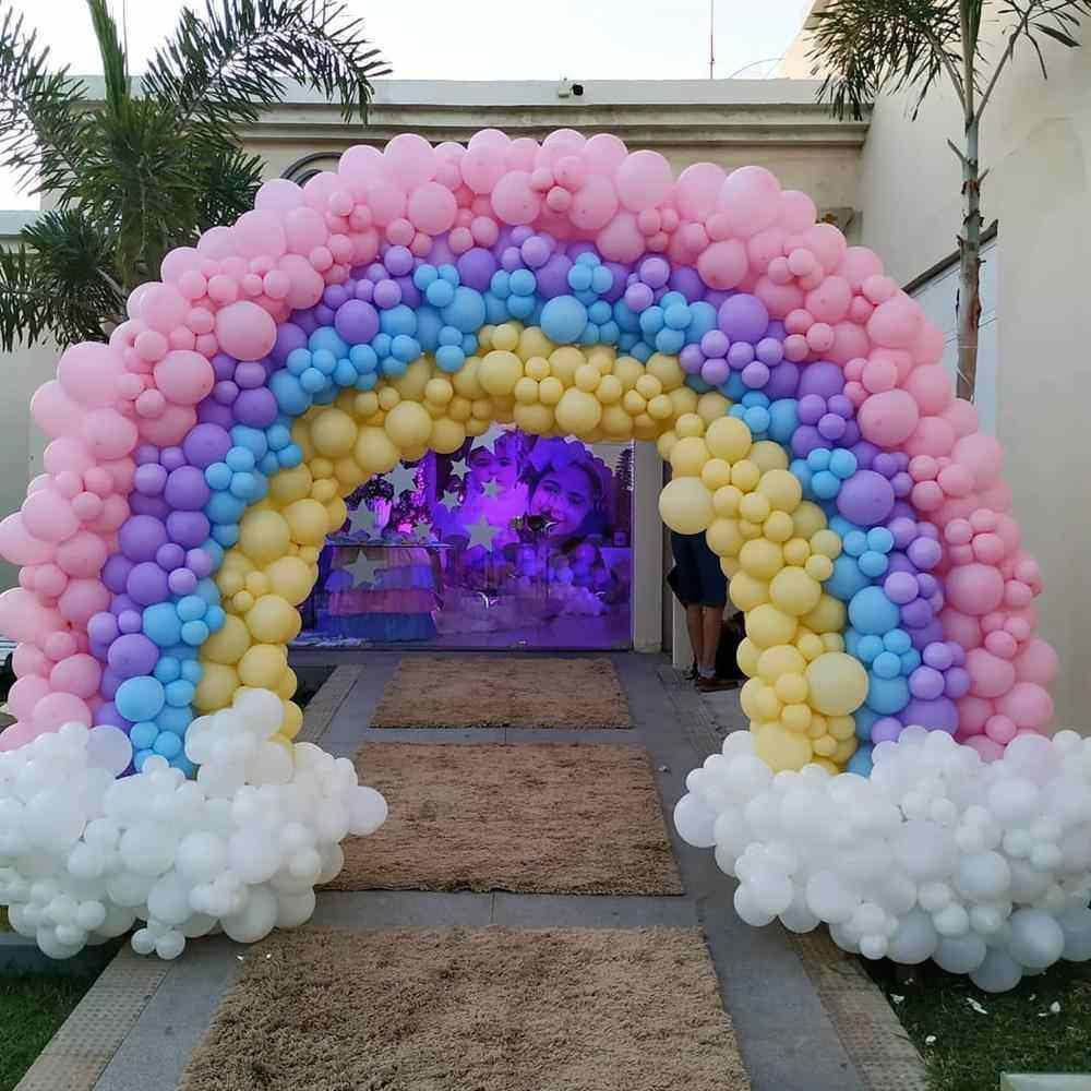 arco desconstruído arco iris
