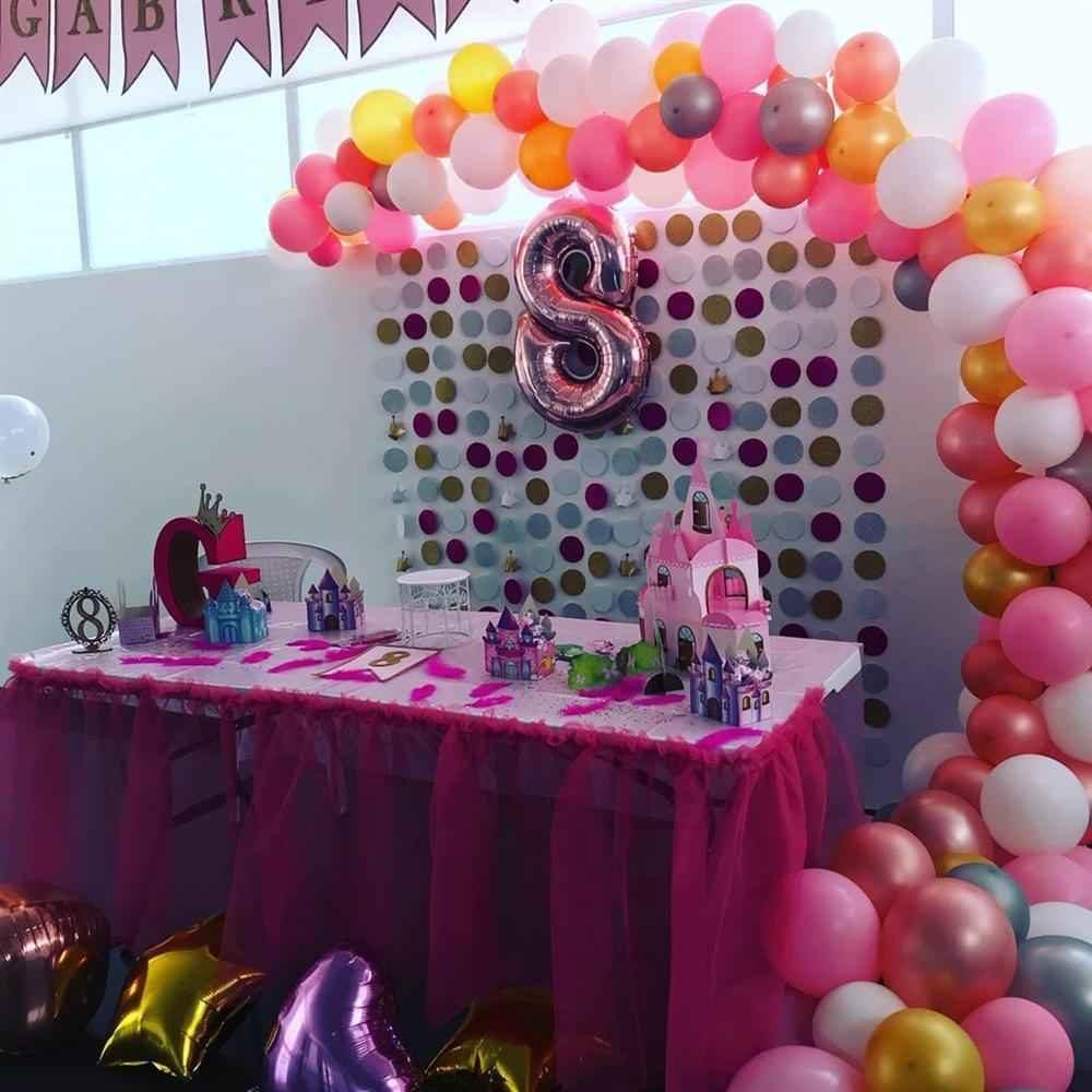 aniversario rosa