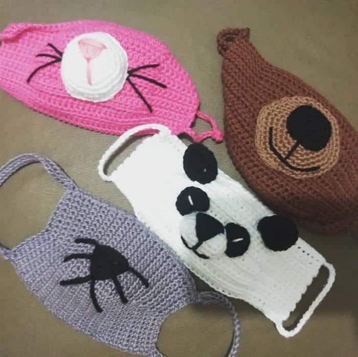 mascaras de animais