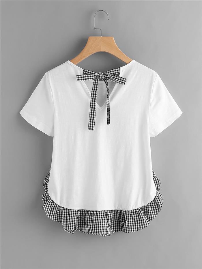 customizar camiseta branca