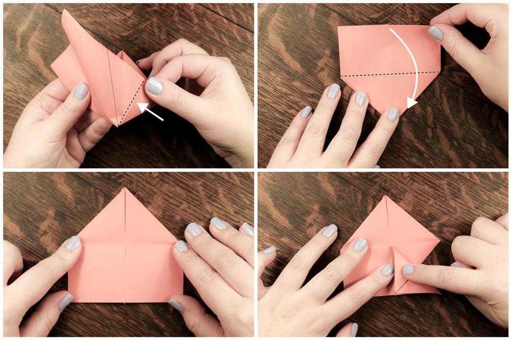 origami passo a passo