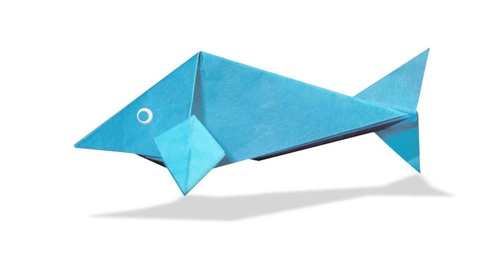 origami para educação infantil