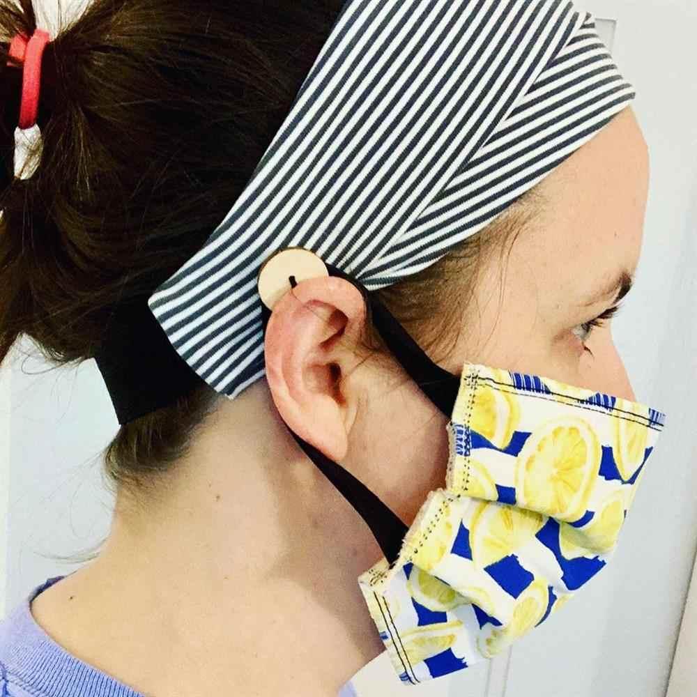 como fazer mascara coronavirus