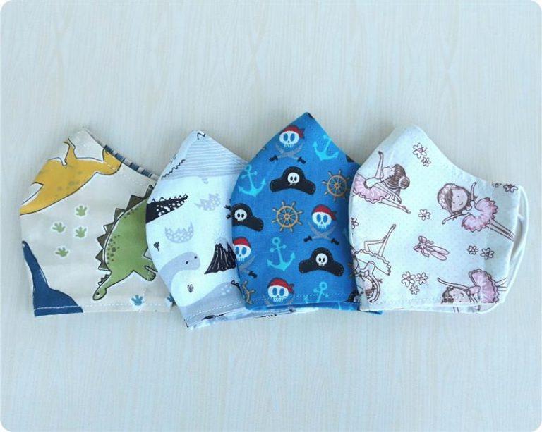 Read more about the article Como fazer máscara infantil bico de pato com molde e medidas