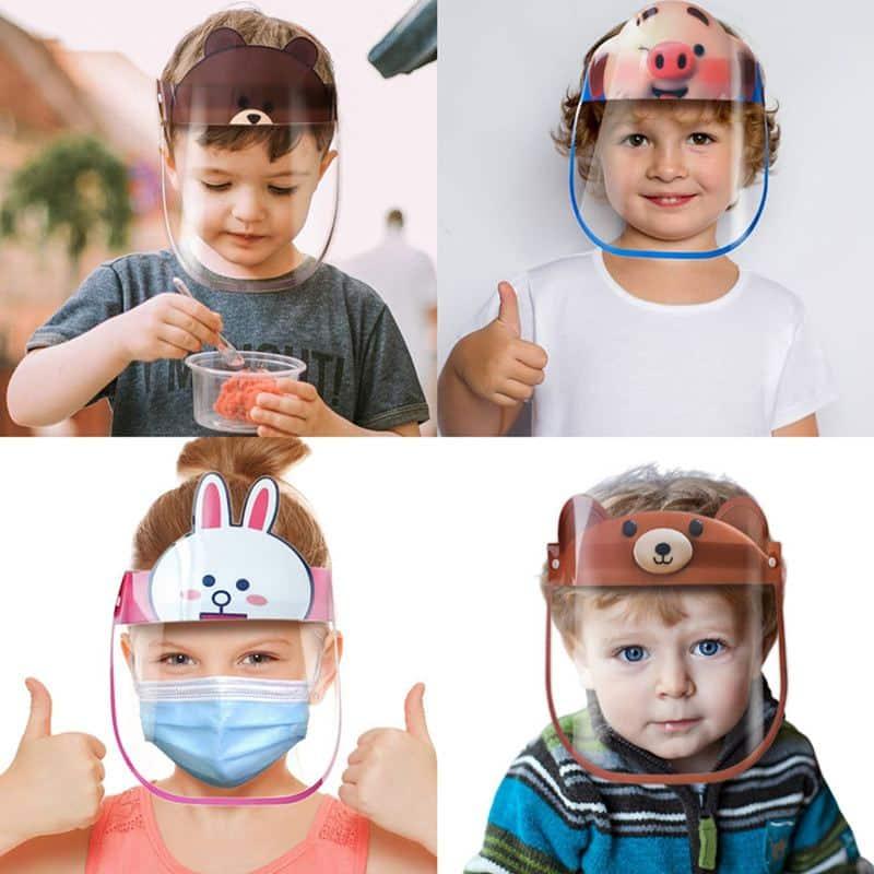 mascaras infantis
