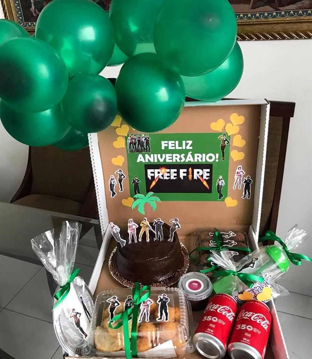 aniversario free fire
