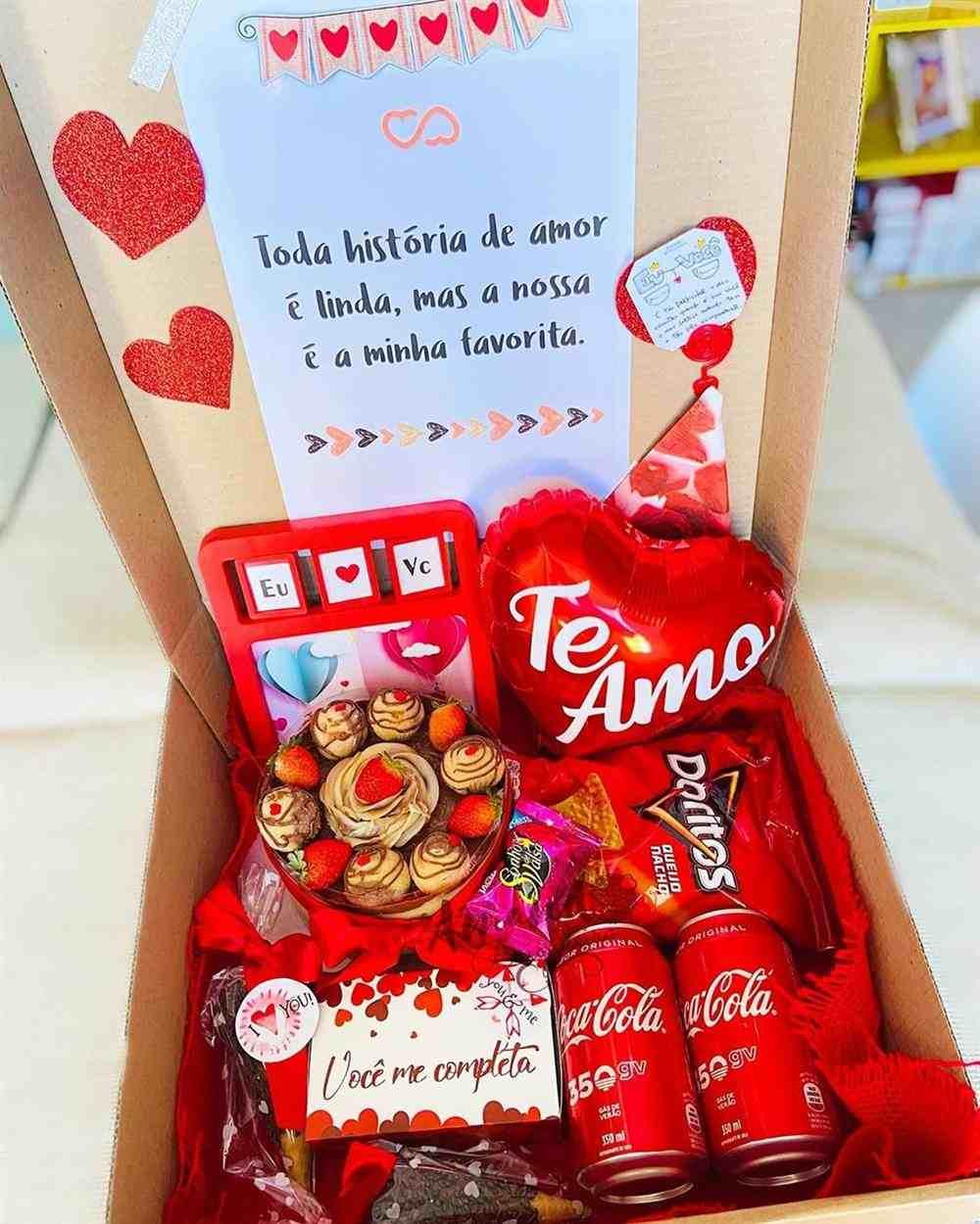 caixa eu te amo