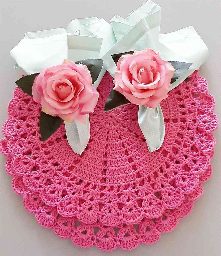 modelo rosa romantico
