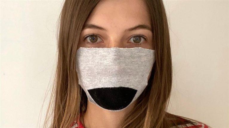 Read more about the article Como fazer máscara com meia: guia completo