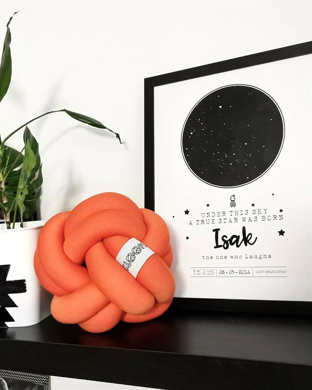 laranja para usar na decoração