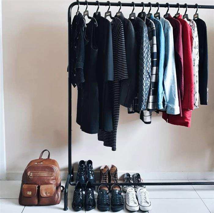 canos de guarda roupa