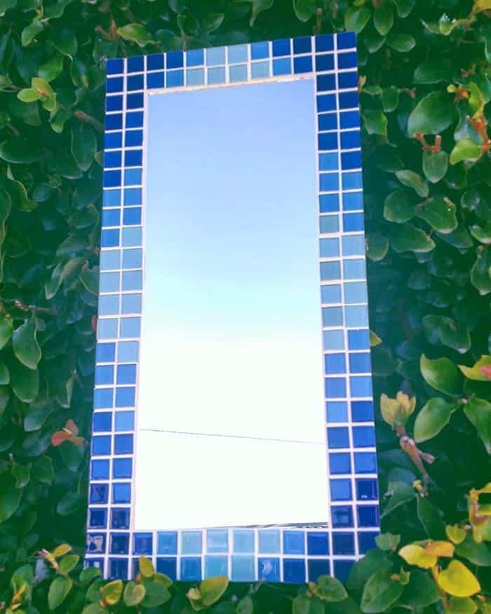 moldura para espelho sob medida