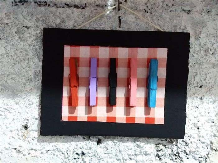 quadro decorativo de papelao
