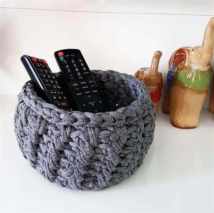 cachepot para controle