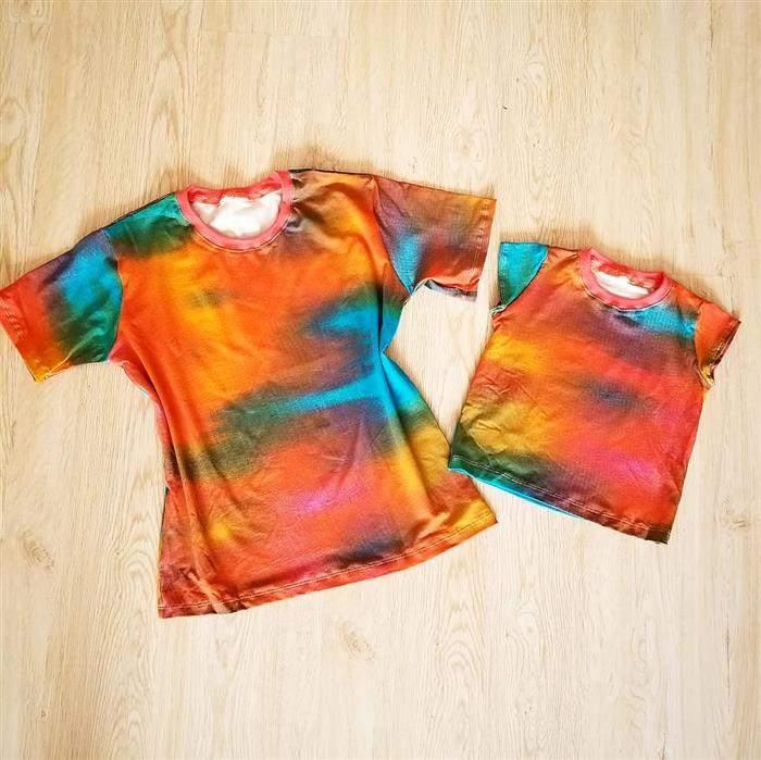 Read more about the article Como fazer camiseta tie dye: 5 técnicas para você aprender