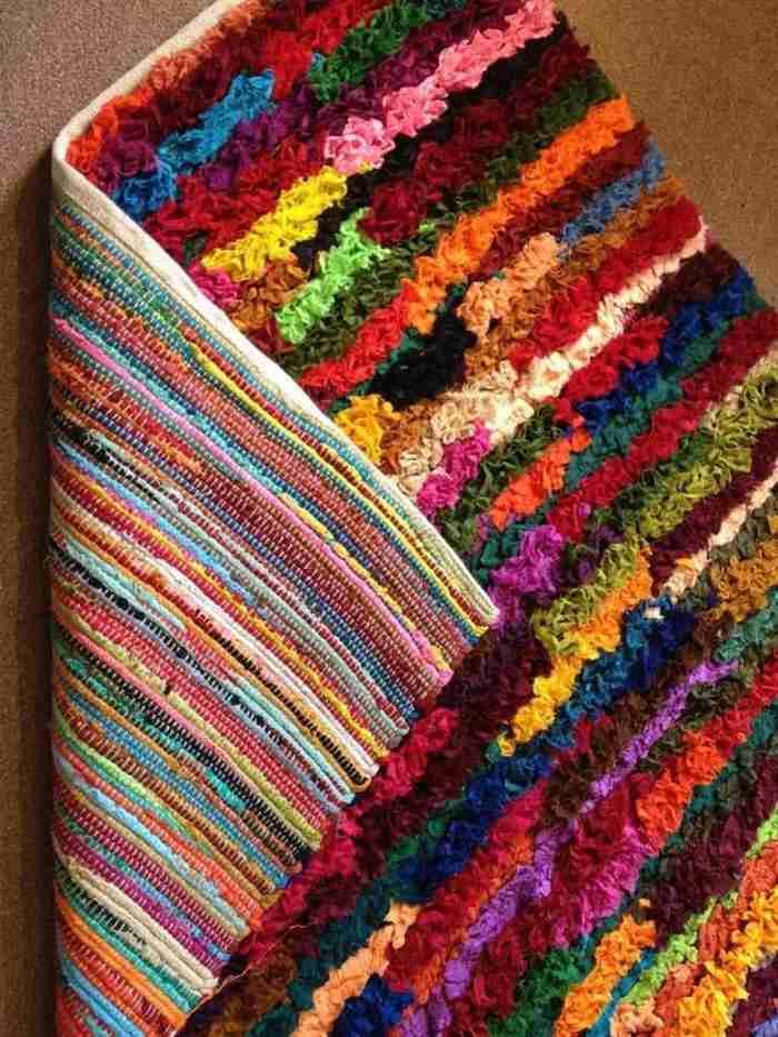 frufru colorido
