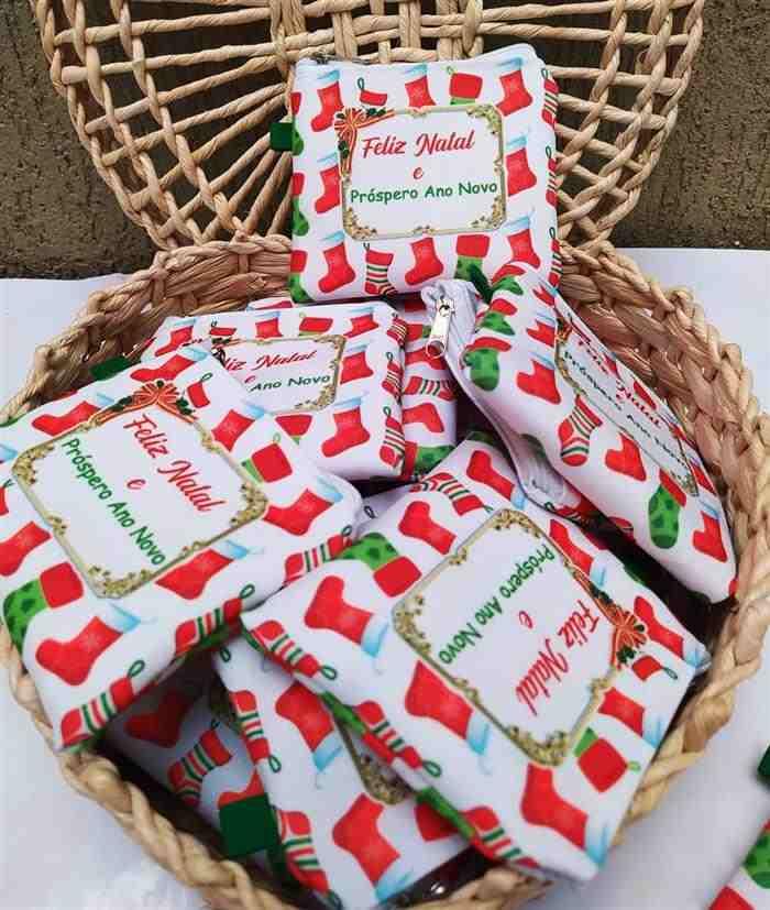 Lembrancinhas de Natal lindas e baratas para clientes