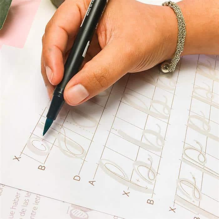 Read more about the article Estilos de caligrafia artística que são verdadeiras obras de arte