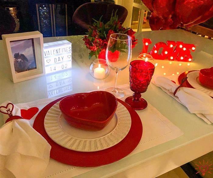 dicas de jantar surpresa para namorado